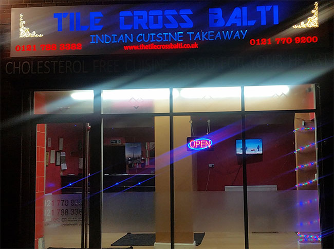 Welcome to Tile Cross Balti